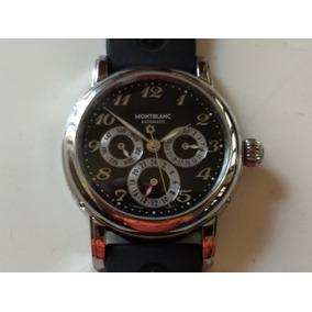 48e7c22be12 Lindo Relogio Montblanc Meisterstuck Ouro - Relógios no Mercado ...
