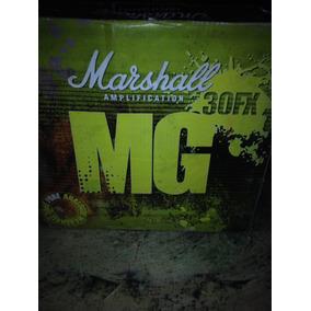 Cambio ( Solo Iphone ) Amplificador Marshall Mg30fx