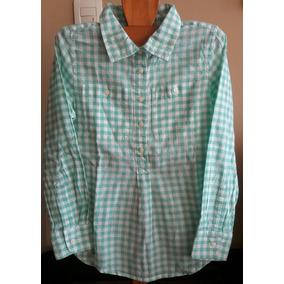 Ralph Lauren Camisa Para Niña Nueva Talla 6