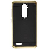 Mybat Cell Teléfono Celular Para Zte Zmax Progold Frame/n