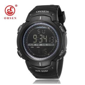 03b9860c6f9 Adolescente Ohsen Sport Digital Relogio Infantil - Relógios De Pulso ...