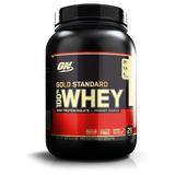 Whey Gold Standard 100% 907g On Optimum - Frete Expresso