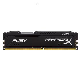 Memoria Hyperx Fury 4gb Ddr4 2400mhz Kingston Gamer 12x