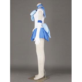 Disfraz Sailor Moon Mercury Mercurio Damas Envio Gratis 1. Tamaulipas ·  Ourcosplay Sailor Moon Para Mujer Mercury Mizuno Ami Batt. 523ae3319efa