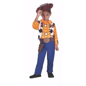 Disfraz Woody Con Luz New Toys Casa Valente