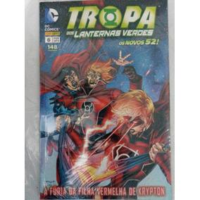 Tropa Dos Lanternas Verdes # 06 - Os Novos 52! !lacrada!