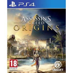 Juego Ps4 Assassins Creed Origins Laaca Games