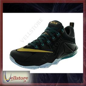 a9499ea6d5e11 Tenis Hombre Nike Lebron Xii Low Basketball 2 Vellstore