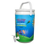 Caixa Térmica 6 Latas 4l Cooler Infantil Com Torneira