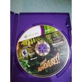 Kinect Adventures Xbox 360 Solo Disco