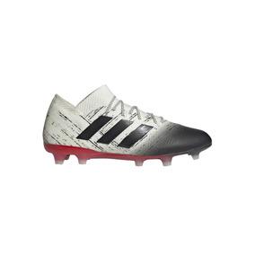 buy popular 89078 0e737 Botines Con Tapones adidas Nemeziz 18.1 Fg Hombre Bl ng