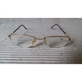 ... Sem Aro Modelo Bucha Silhouette. Ceará · Armação Oculos Antigo Unissex  Metal Dourado Alta Qualidad 34 3f27f07735