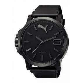 Relógio Puma Ultrasize - Cinza - Queima De Estoque