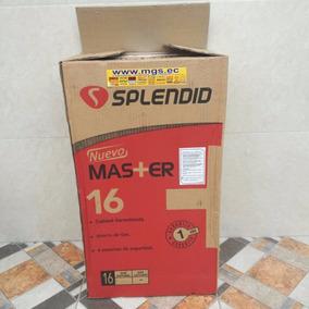 Calefon O Calentador A Gas 16 Litros Marca Splendid