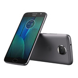 Motorola Moto G 5s Plus Xt1802 32gb 13mp 4g Dtv - Vitrine