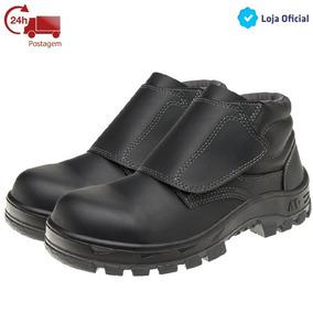 d392762321076 Botina Com Velcro Bracol - Sapatos para Masculino no Mercado Livre ...