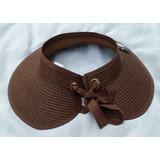 Chapéu Viseira Aba Grande P  Maior Proteção Uv Promoção 3251c99799a