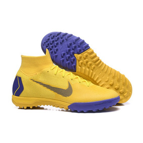 c947b08cde Chuteira Society Nike Mercurial Azul