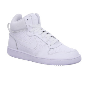 Tênis Bota Feminino Nike Court Borough Mid 844906-110