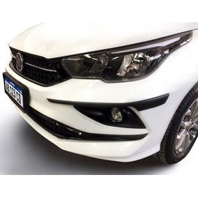 Friso Protetor De Parachoque Fiat Cronos 2018