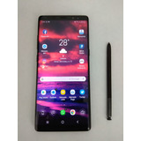 Samsung Galaxy Note 8 64gb Black Sm-n950u Desbloqueado