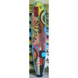 Vendo: Prancha De Surf Longboard Glasser 9.0 C/ Capa E Leash