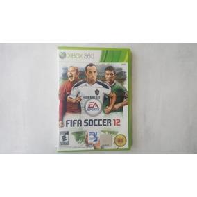 Fifa Soccer 12 - Xbox 360 - Original - Mídia Física