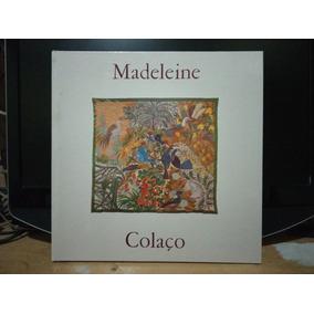 Madeleine Colaço Editora Index Capa Dura Com Sobre-capa