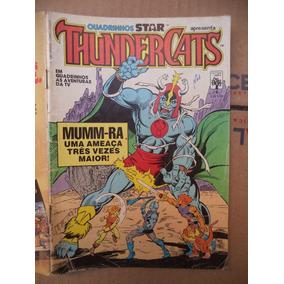Revista Thundercats Nº 6 Fevereiro De 1987 = Desenho Da Tv