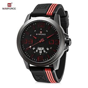 Reloj Naviforce Original 9123, Casual, Deportivo, Hombre,