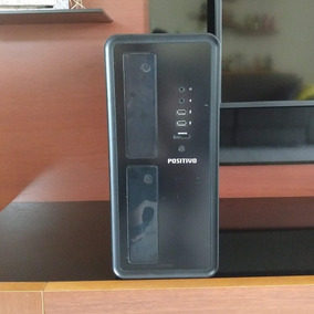 Pc Descktop Positivo Intel G620 2.60ghz 2gb Hd 500gb