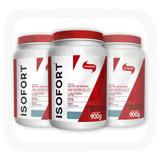Whey Proten Isolada -isofort- Vitafor- 900g- Promoção!