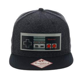 Snapback Cap - Controller Nintendo
