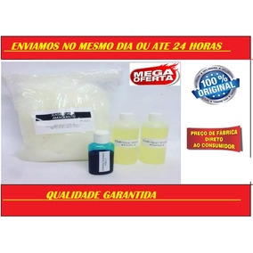 Kit 3kg Base Amaciante +corante + 200ml Essência Faz 120l T