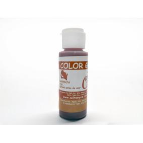 Gel Colorante Comestible Chico Naranja 60 Ml (539)