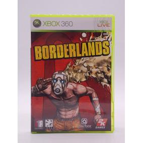 Borderlands Xbox 360 Original Mídia Física