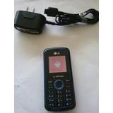 Celular Lg Kp109 Radio Fm Wirelles
