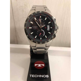 001d3d5a690 Relogio Technos .10atm - Relógio Technos Masculino no Mercado Livre ...