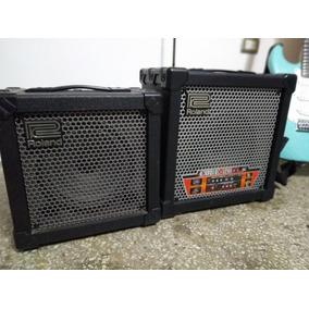 2x1 Amplificador Roland Cube 15x Y 20xl Marshall Fender