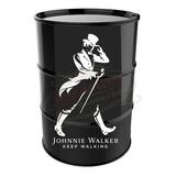 Adesivo Decorativo Johnnie Walker Tambor Tonel Barril 200l