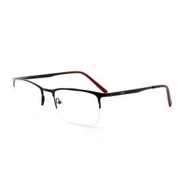 1e2fcd5ed48d5 Óculos De Grau Masculino Cannes 80235 T 54 C 1 Preto