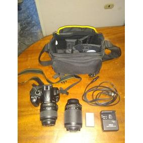 Cámara Fotográfica Nikon D3000