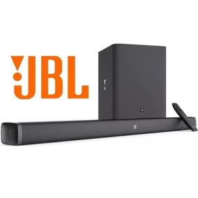 Soundbar Jbl Bar 2.1 Com Subwoofer Sem Fio