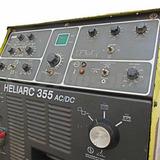 Maquina De Solda Esab Tig Heliarc 355 Ac/dc