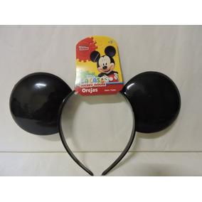 Mickey Mouse Orejas 10 Pz Fiestas Recuerdos Premios Bolos