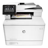 Impresora Laser Color Hp M477fdw M477 Multifunción Wifi Red