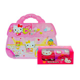 Set Imanes Entretenidos De Hello Kitty + Stickers De Regalo