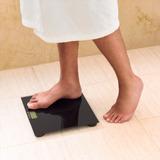 Balança Digital Preta Banheiro Academia Hc022 Nfe Multilaser