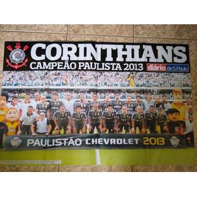 6aefcfe90c Poster Corinthians - Coleções e Comics em São Paulo no Mercado Livre ...