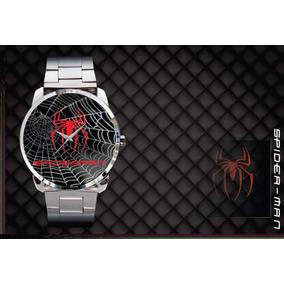 2097bff8eff Relogio Homem Aranha - Relógios De Pulso no Mercado Livre Brasil